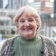 Profile image of Mary Cramond