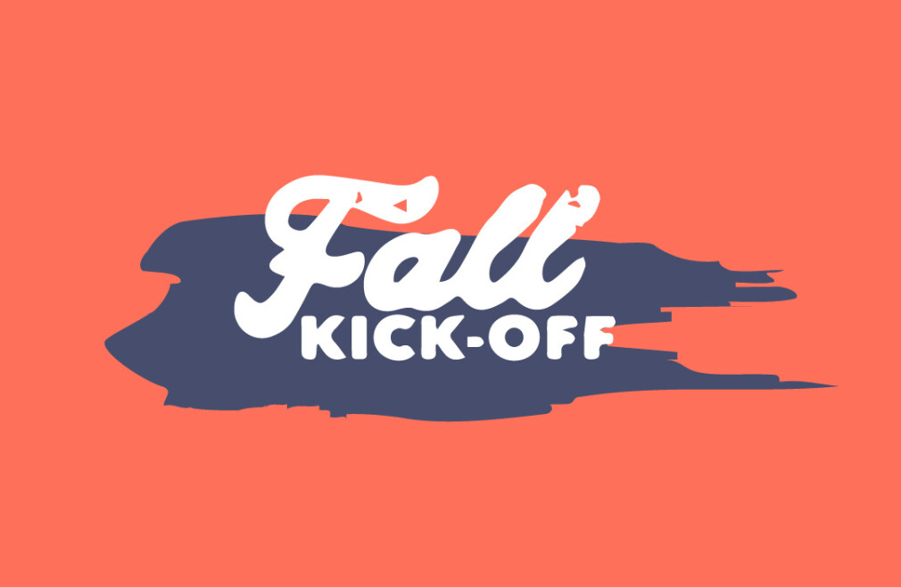 Fall Kick-off 2020